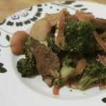 Beef Tenderloin and Broccoli Stir Fry