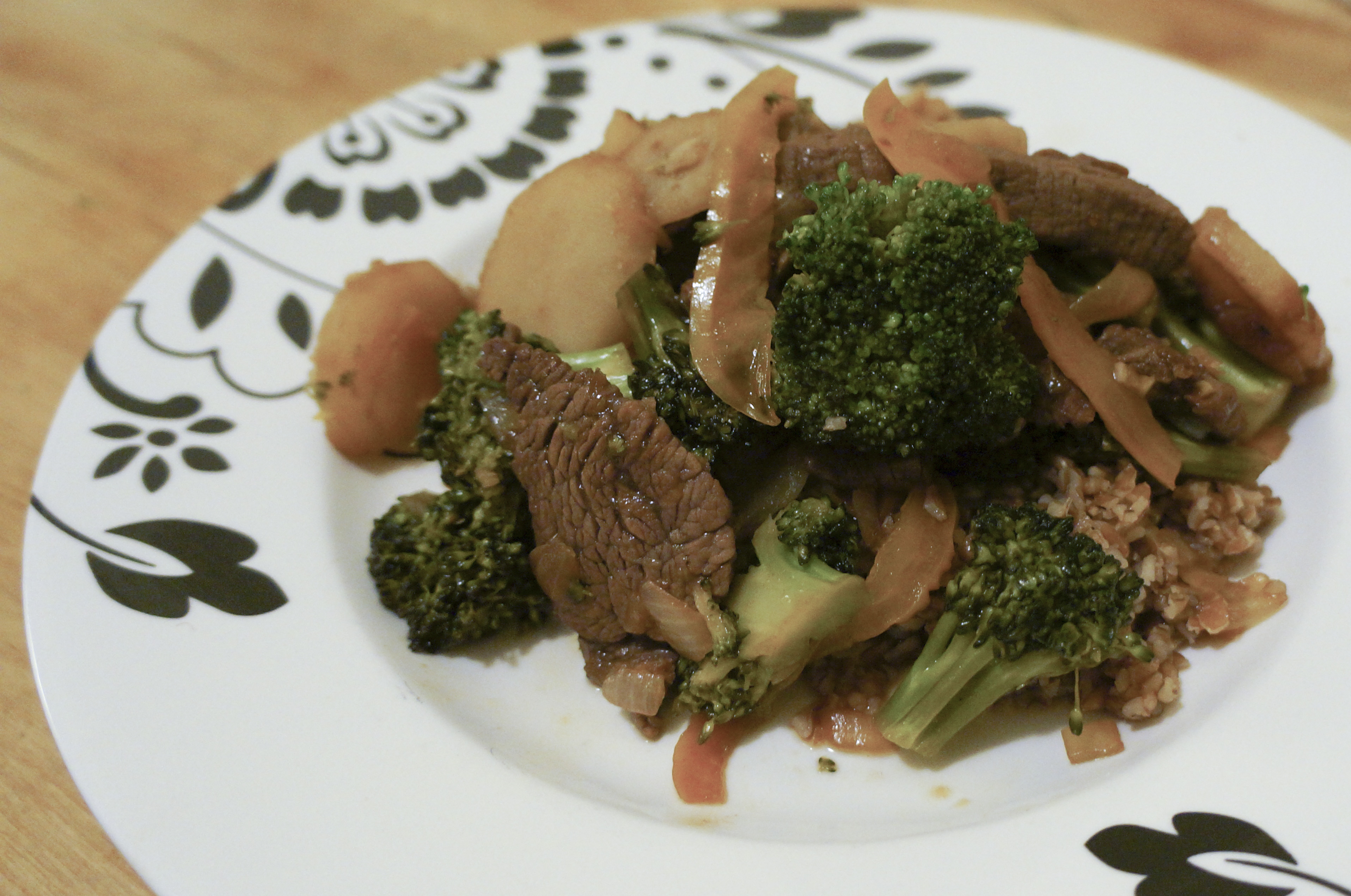 Delicious Beef Tenderloin and Broccoli Stir Fry