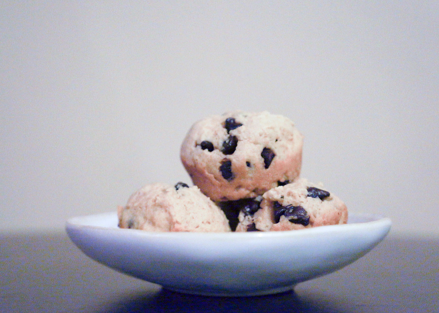 One Point Chocolate Chip Cookie